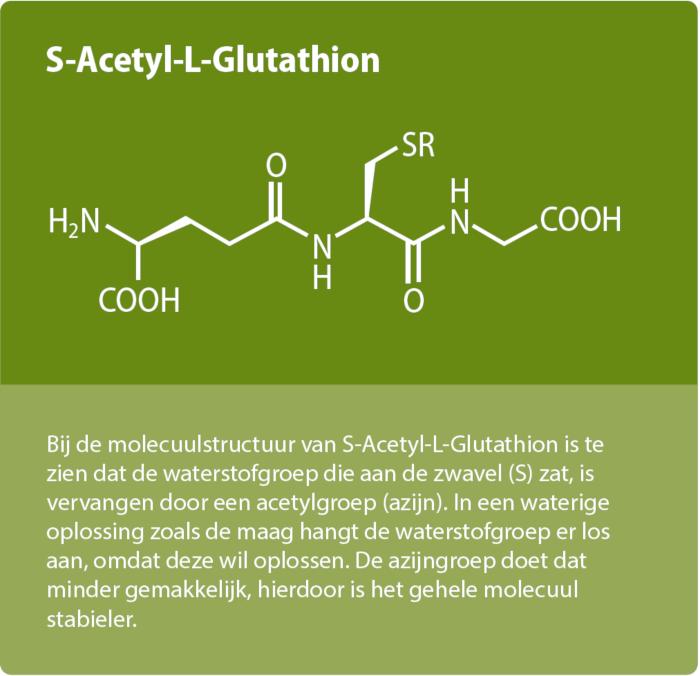 S-Acetyle-L-Glutathion